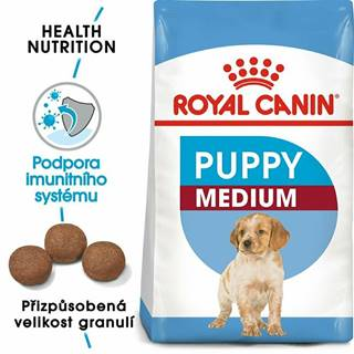 Royal canin Kom. Medium Puppy  1kg