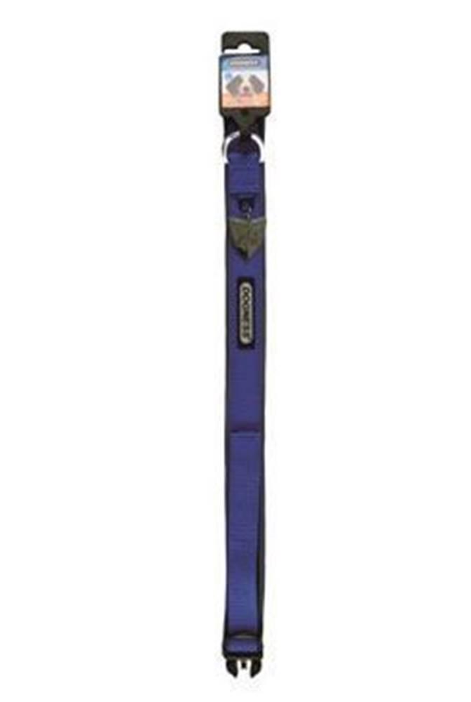 IMAC Obojok IMAC nylon modrý 38-45 / 2 cm