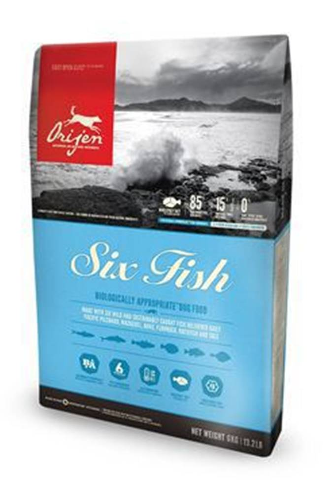 Orijen Dog 6 Fish 6kg