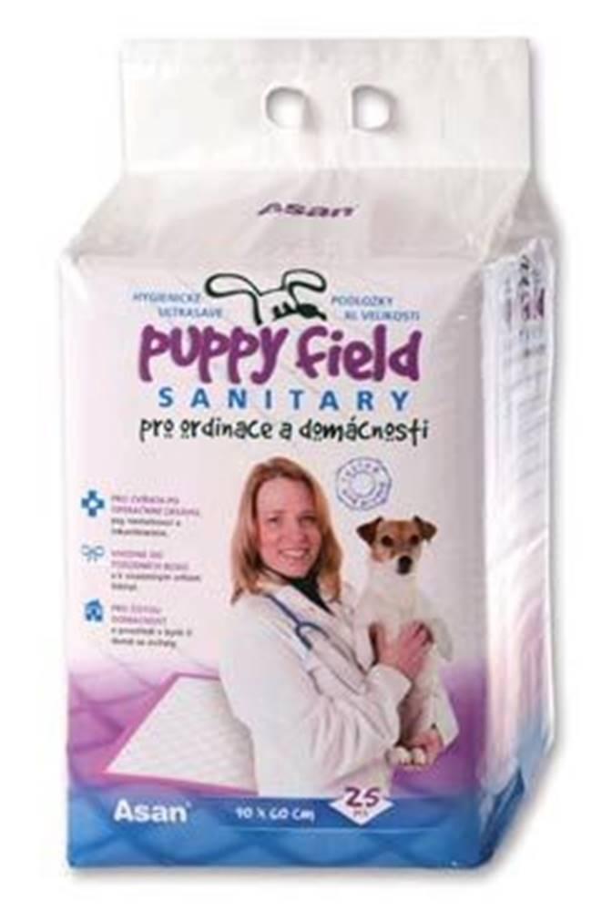 Puppy Field Podložka Puppy Field Sanitary 90x60cm 25ks