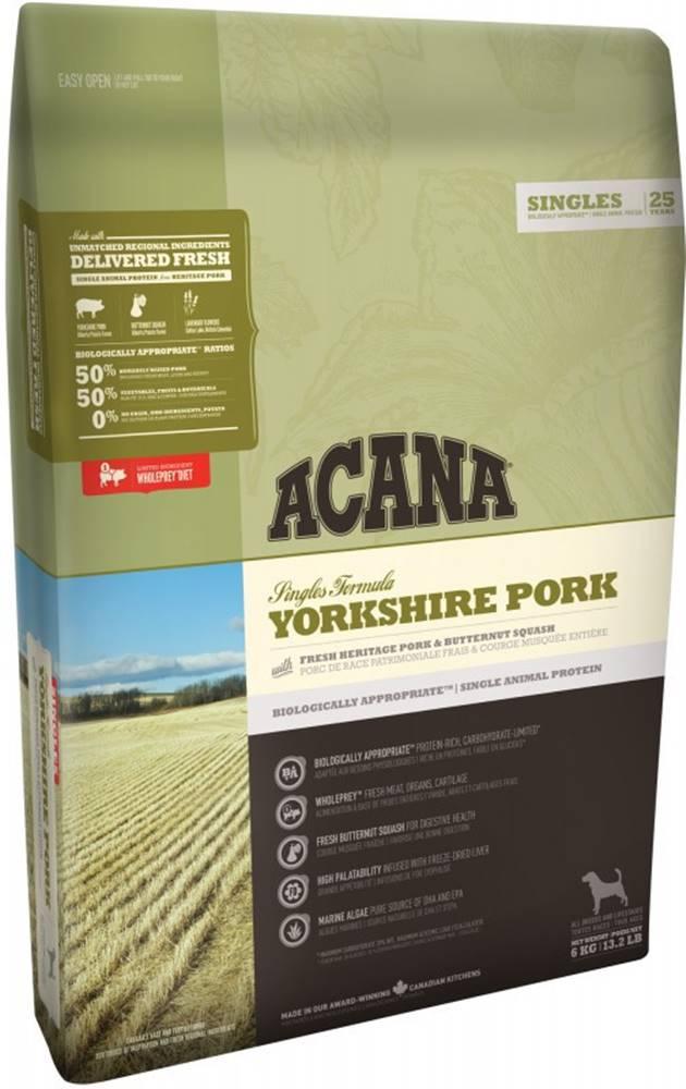 Acana Acana Dog Yorkshire Pork Singles 11,4kg