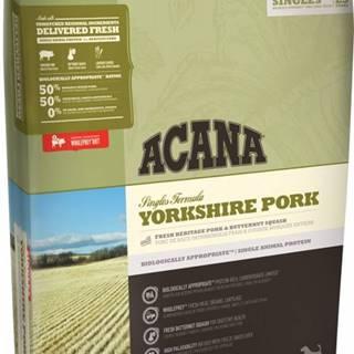 Acana Dog Yorkshire Pork Singles 11,4kg