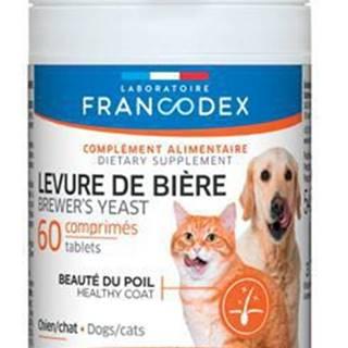 Francodex Pivovarské kvasnice pes,kočka 60tab