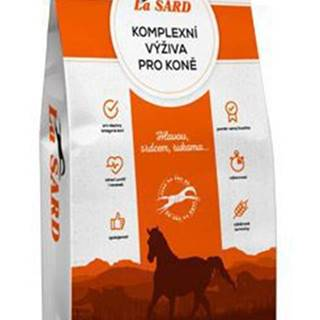 Krmivo koně LaSARD SENIOR 20kg