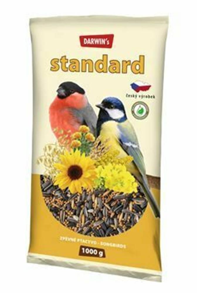 Darwin Darwin's zpěvní ptáci standard 1kg