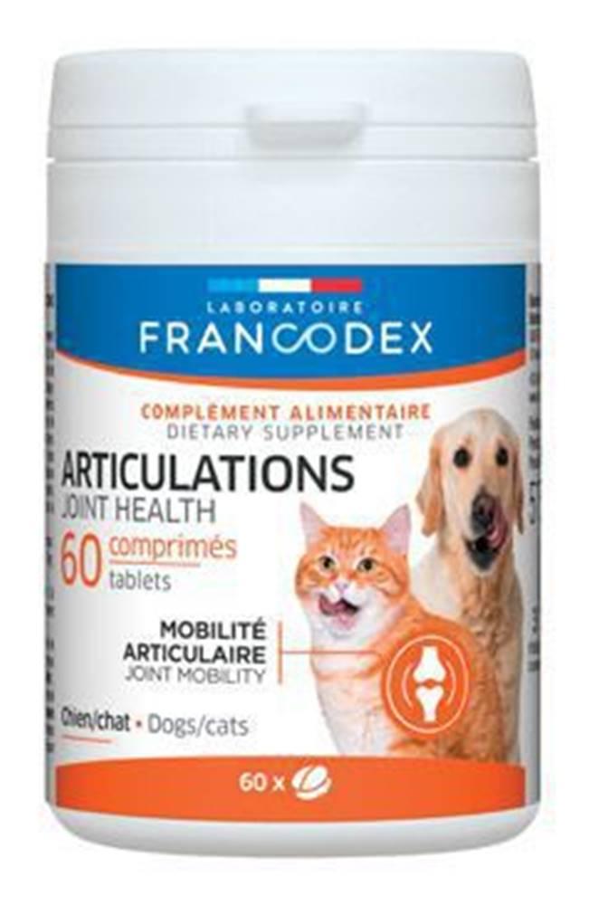 Francodex Francodex Kloubní výživa Articulation pes, kočka 60tab