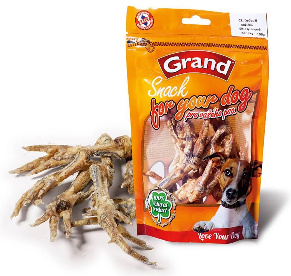 Grand GRAND Suš. Mňamka pařátky drůbeží nožka 100g