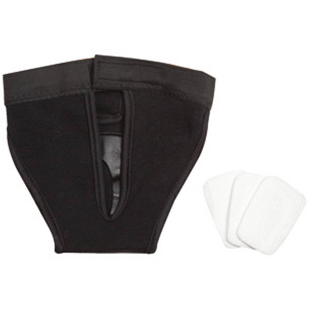 Karlie Hárací kalhotky černé vel. 2 32x39cm KAR new