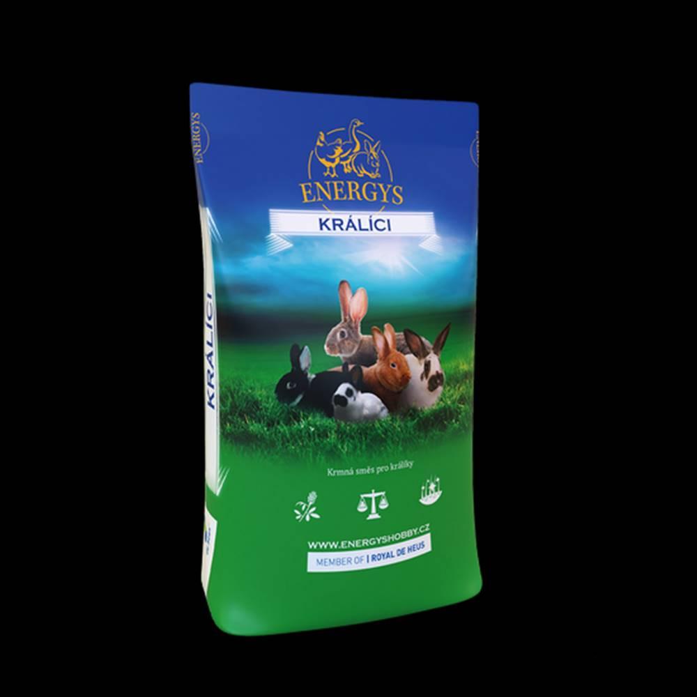 De Heus Krmivo pro králíky KLASIK GOLD FORTE granulované 25kg