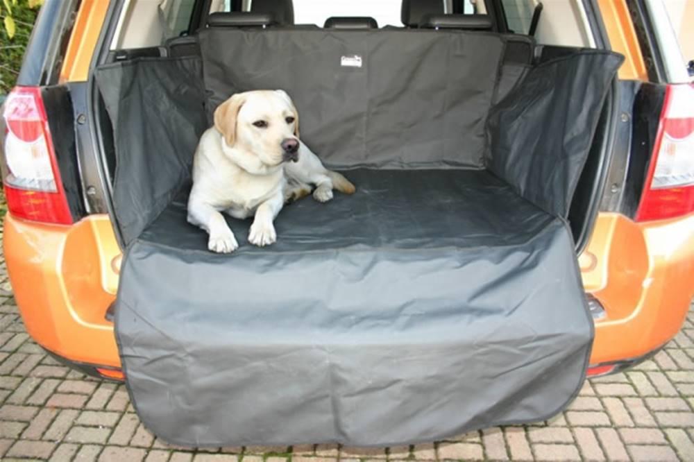 GreenGog Ochranný autopoťah do kufra pre psa GreenDog 1ks