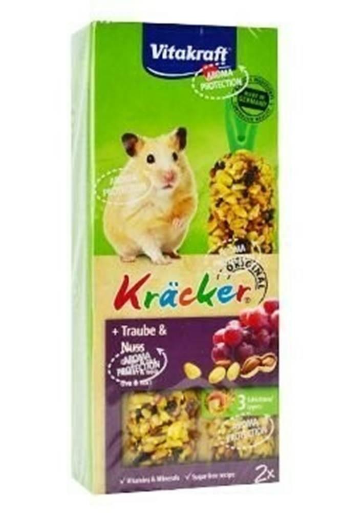Vitakraft Vitakraft Rodent Hamster poch. Kräcker Nut Cello 2ks