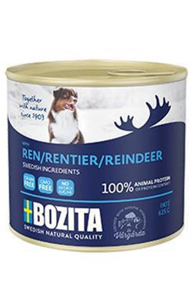 Bozita Bozita DOG Paté Reindeer 625g