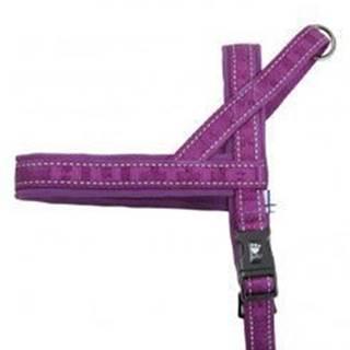 Postroj Hurtta Casual fialový 45cm