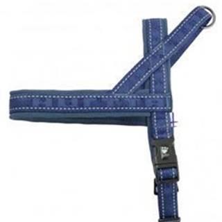 Postroj Hurtta Casual modrý 60cm