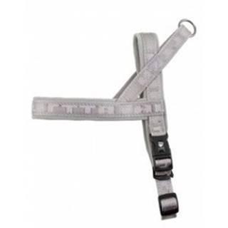 Postroj Hurtta Casual popelavý 80cm