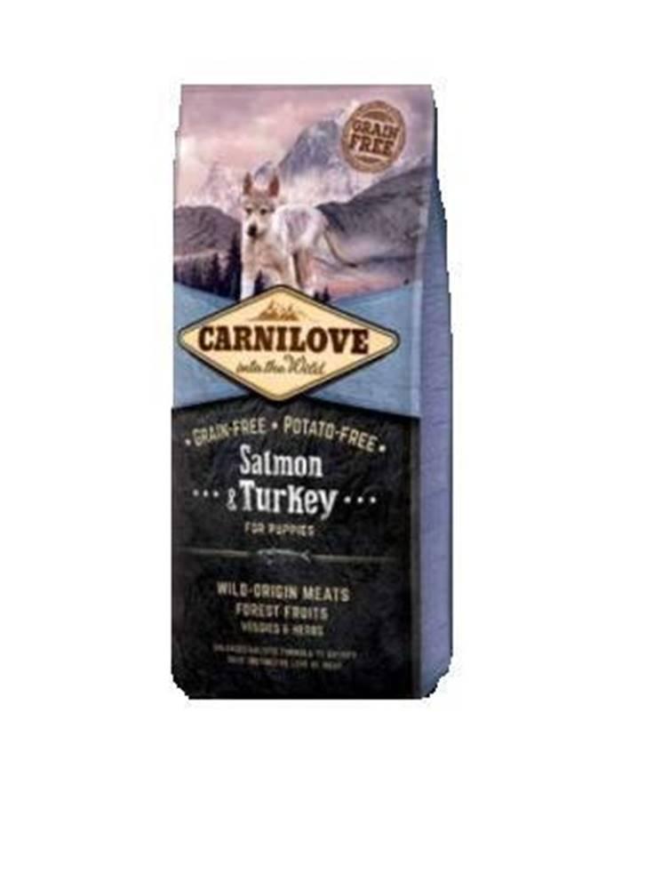 Carnilove Dog Salmon & Turk...