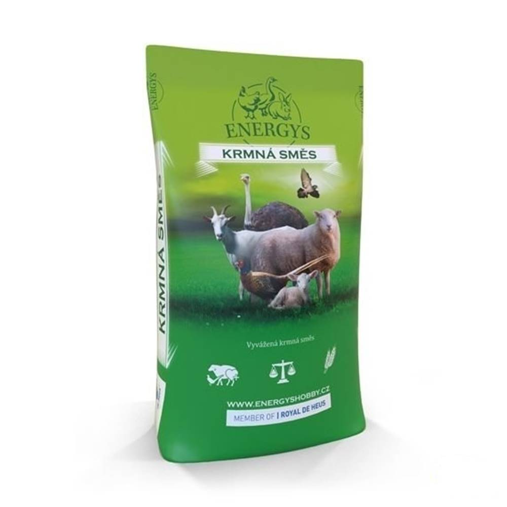 De Heus Krmivo pro ovce a lamy granulované  25kg