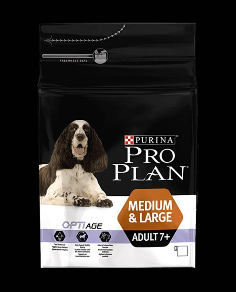 Proplan ProPlan Dog Adult 7+ Medium&Large   3kg
