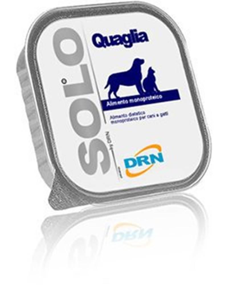 SOLO SOLO Quaglia 100% (křepelka) vanička 300g