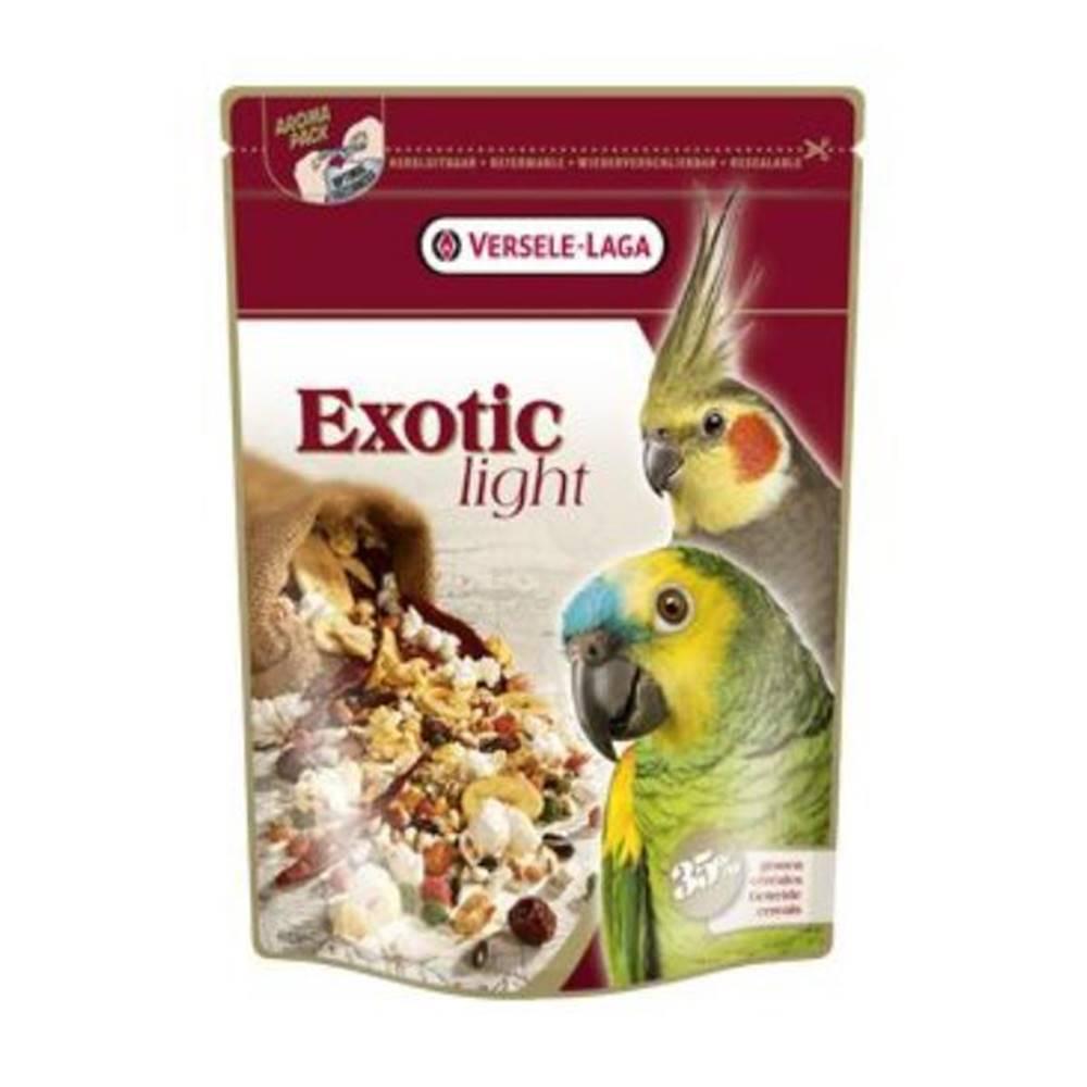 Versele Laga Versele Laga Krmivo pro papoušky velké Exotic Light 750g