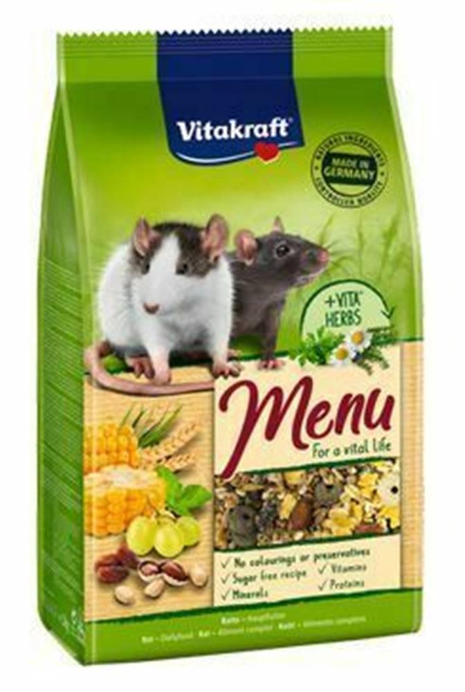 Vitakraft Vitakraft Rodent Rat krm. Menu Vital 1kg