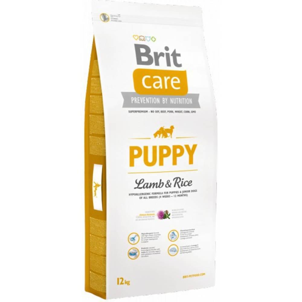Brit Brit Care Dog Puppy Lamb & Rice 12kg