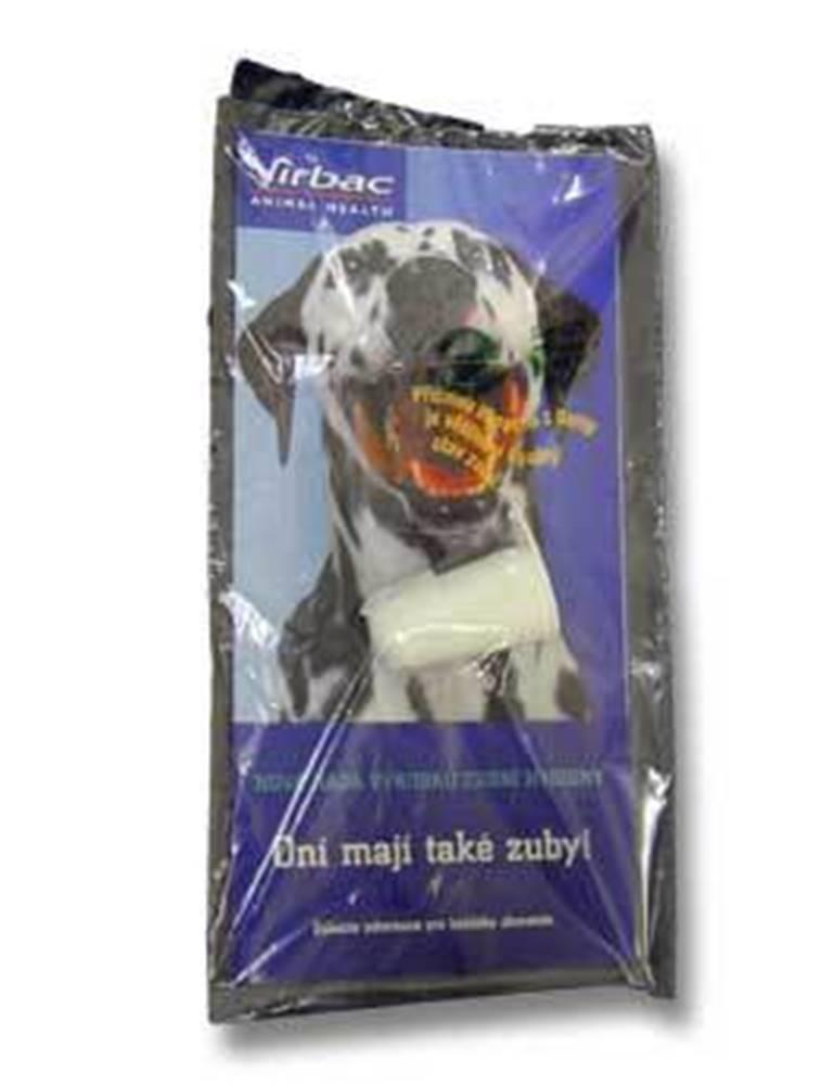 Virbac C.E.T.pes Zubní kartáček na prst 1ks