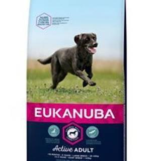 Eukanuba Dog Adult Large 3kg