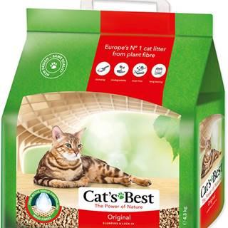Podestýlka Cats Best Original Kočkolit 10l