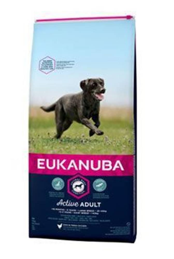 Eukanuba Eukanuba Dog Adult Large 3kg