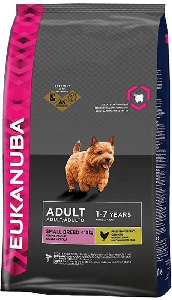 Eukanuba Eukanuba Dog Adult Small 15kg