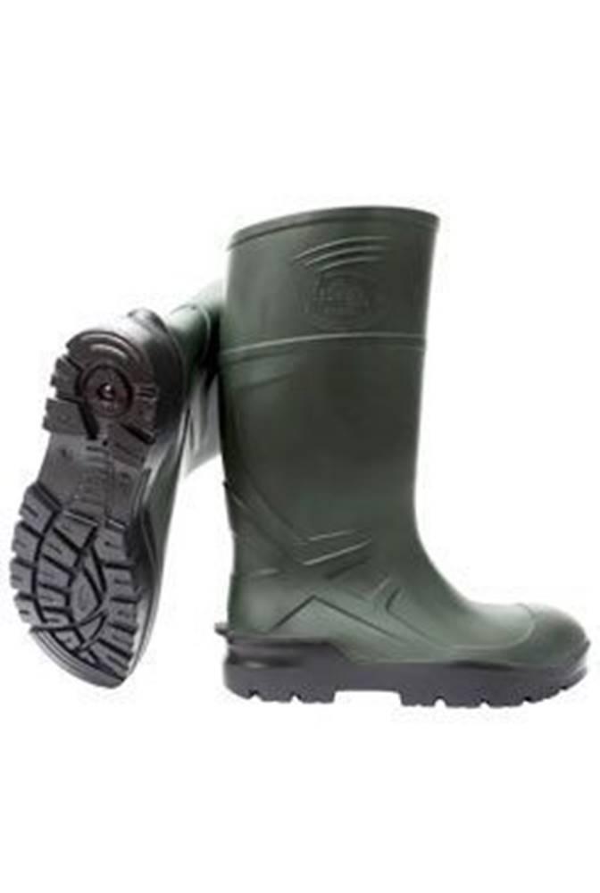Ostatní Holínky Techno boots model Classic zelené vel.41