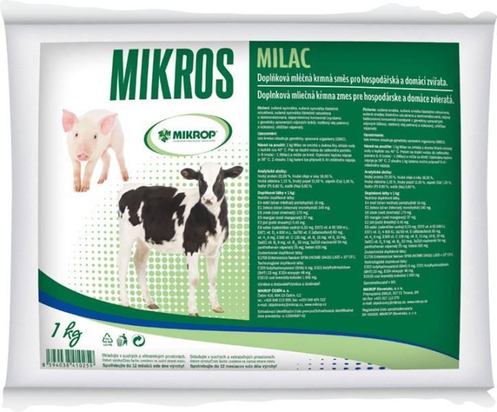 Mikrop Mikrop MILAC krmné mléko tele/sele 1kg