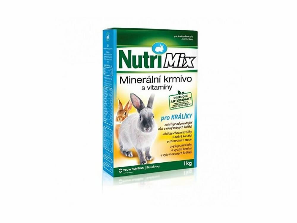 Biofaktory Nutri Mix pro králíky plv 1kg