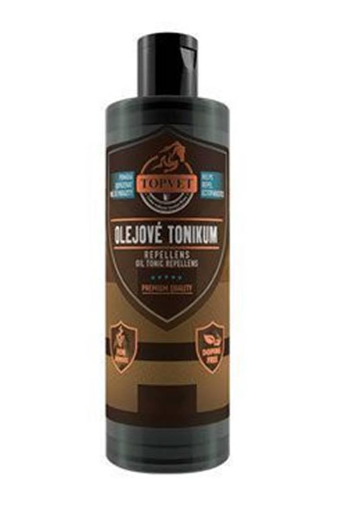 TOPVET Olejové tonikum Repellens pro koně 250 ml
