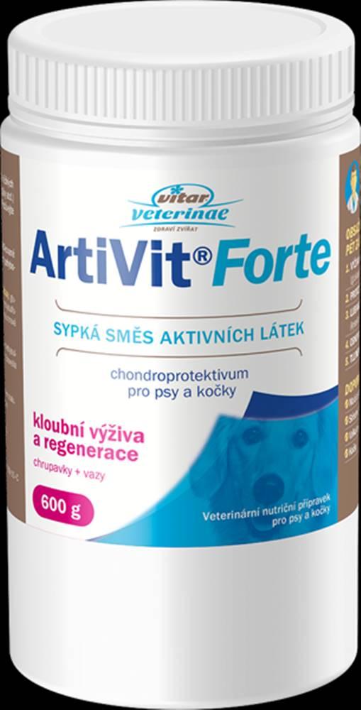 Vitar Veteriane VITAR Veterinae ArtiVit Forte prášek 600g