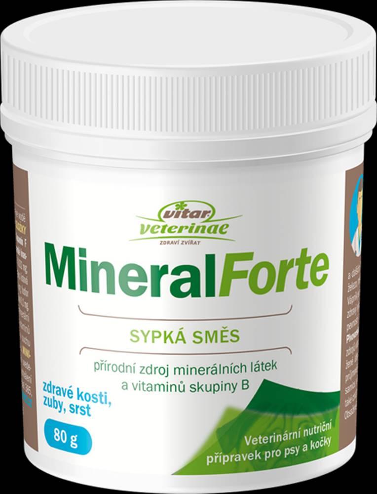 Vitar Veteriane VITAR Veterinae Mineral Forte 80g