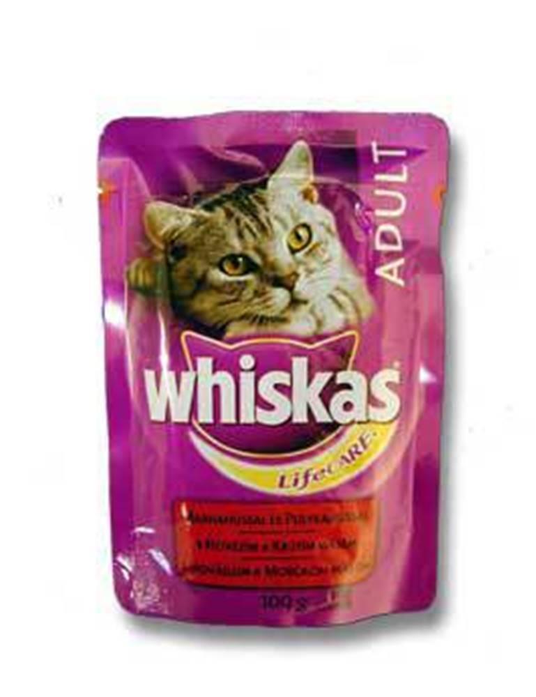 Whiskas Whiskas kapsa s hovězím masem 100g
