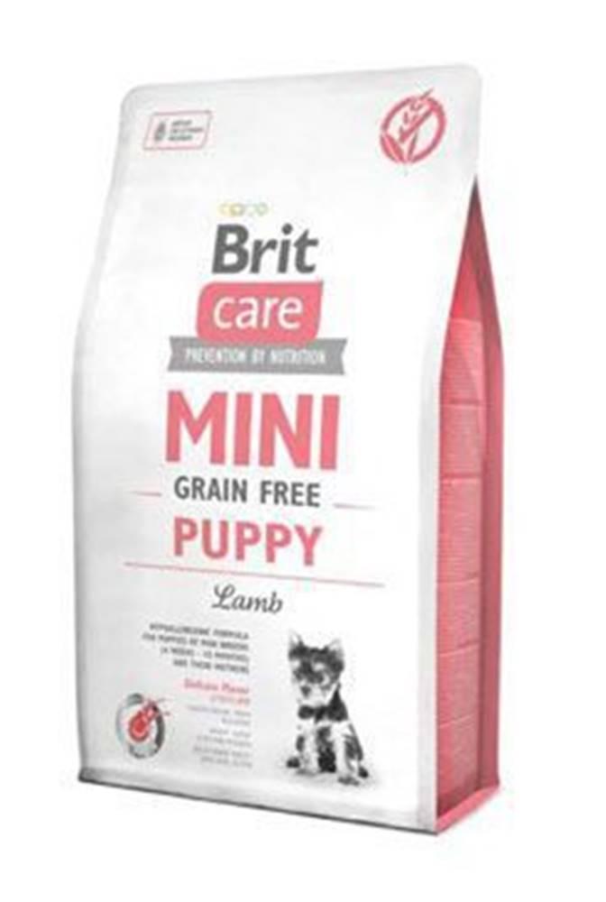 Brit Brit Care Dog Mini Grain Free Puppy Lamb 7kg