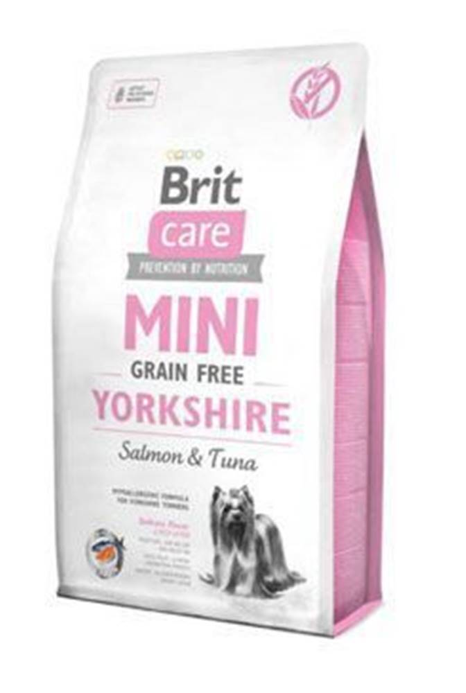 Brit Brit Care Dog Mini Grain Free Yorkshire 7kg