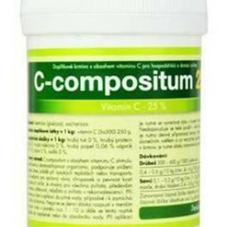 C-compositum 25% plv sol 100g