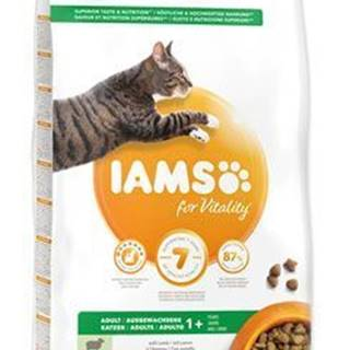 Iams Cat Adult Lamb 10kg