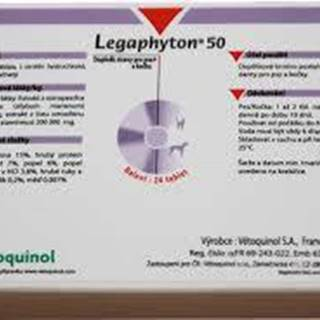 Legaphyton 50mg 24tbl