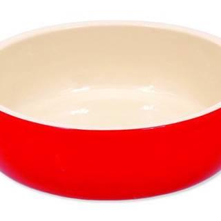 Miska MC keramická červená 14,5x4cm 1ks
