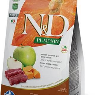 N&D GF Pumpkin CAT Venison & Apple 5kg