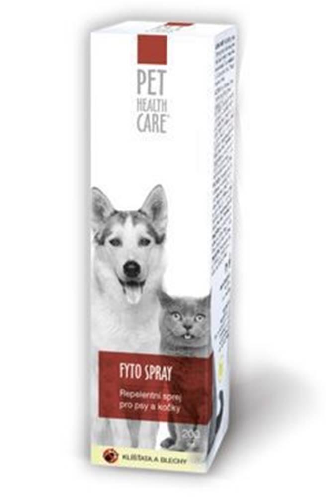 PET HEALTH CARE FYTO spray pre psov a mačky 200ml PHC
