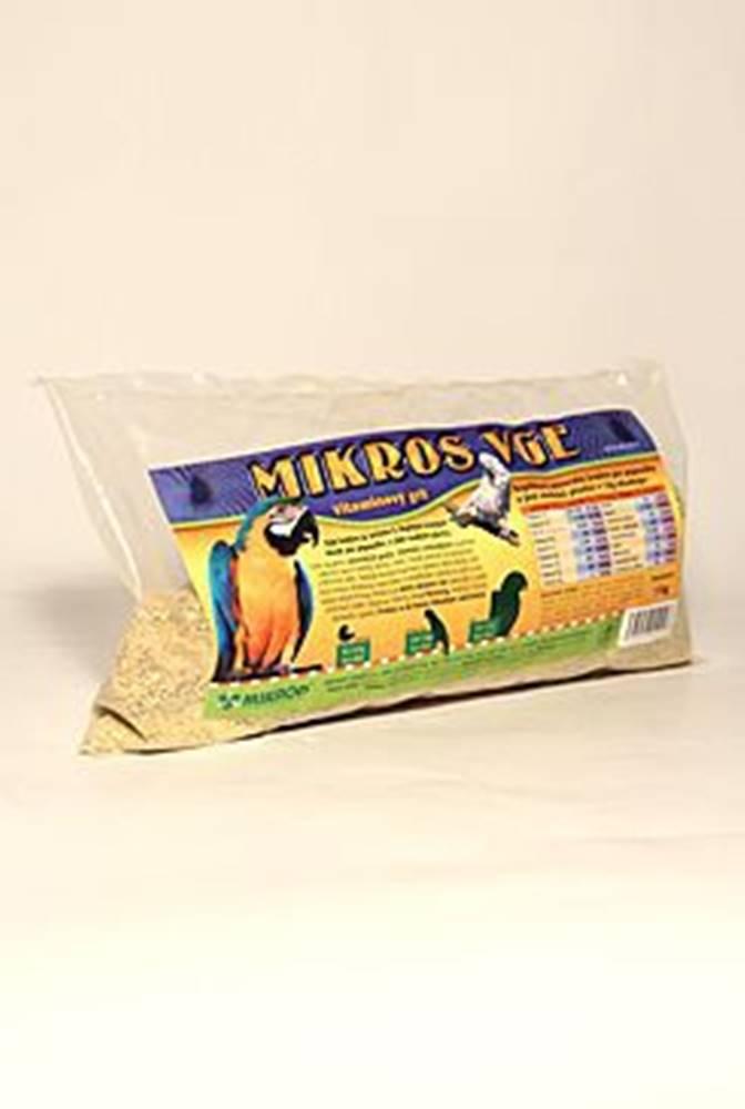 Mikrop Mikros VGE pro papoušky plv 1kg