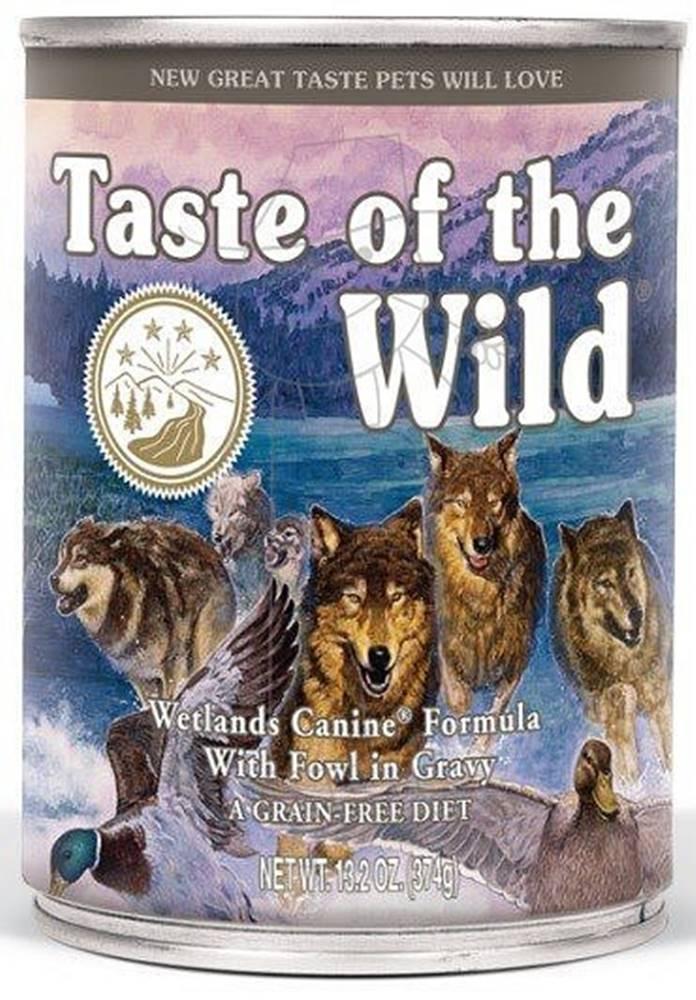 Taste of the Wild konzerva ...