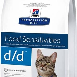 Hill's Fel. D/D Dry Duck&Green Pea  1,5kg