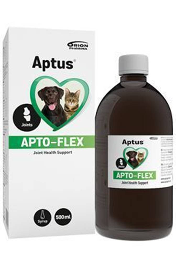 ORION Pharma Aptus Apto-Flex VET sirup 500ml NEW